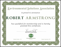 Qualified Member of ESA